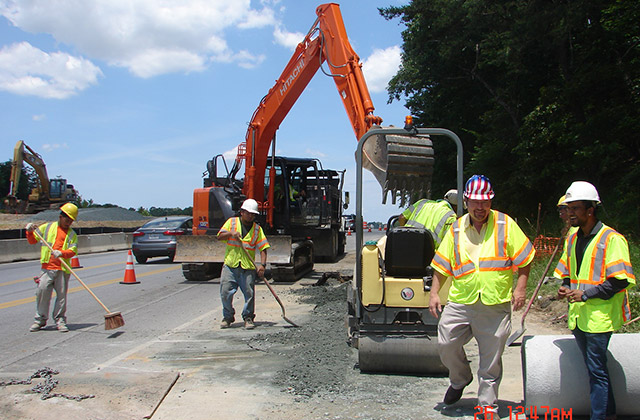 MD-175 Project in Anne Arundel County for MSHA
