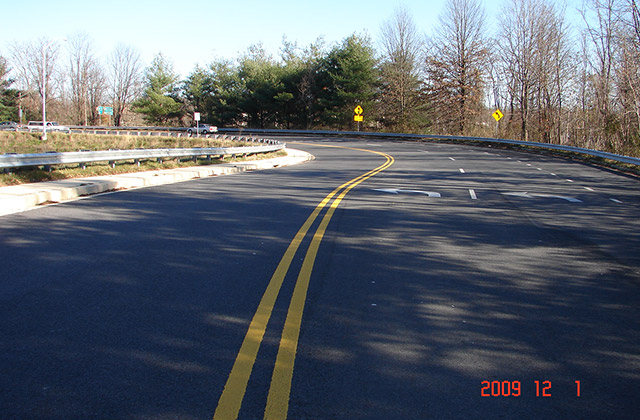 Owings Mills Blvd. Project in Balto. County for MSHA